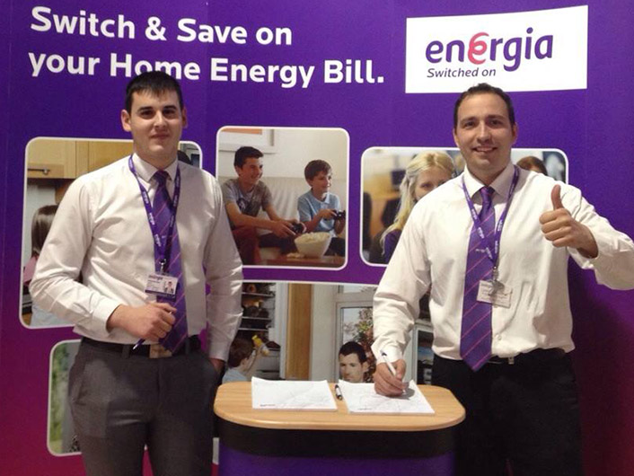Energia Stand